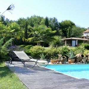 paysagiste Ribérac terrasse piscine