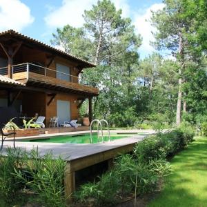 Piscine naturelle Gironde 33